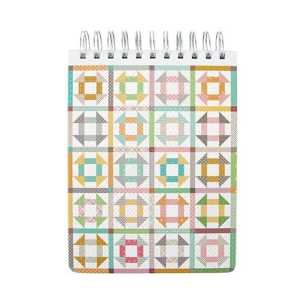 Lori Holt Notebook Prim Churn Dash