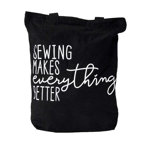 Christopher Thompson Canvas Tote Bag Sewing Better