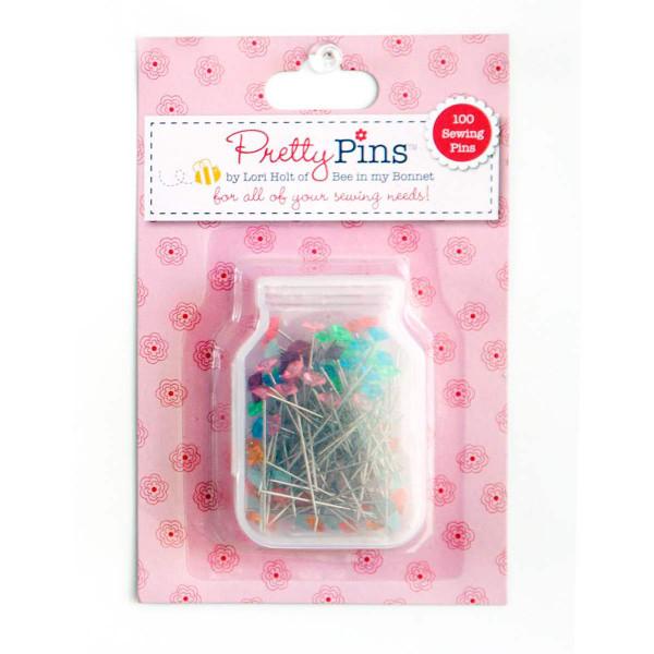 Lori Holt Sewing Pretty Pins