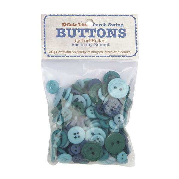 Lori Holt Cute Little Buttons Porch Swing