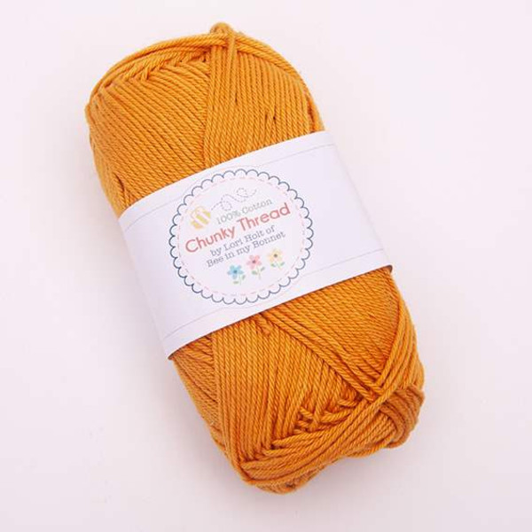 Chunky Thread Butterscotch