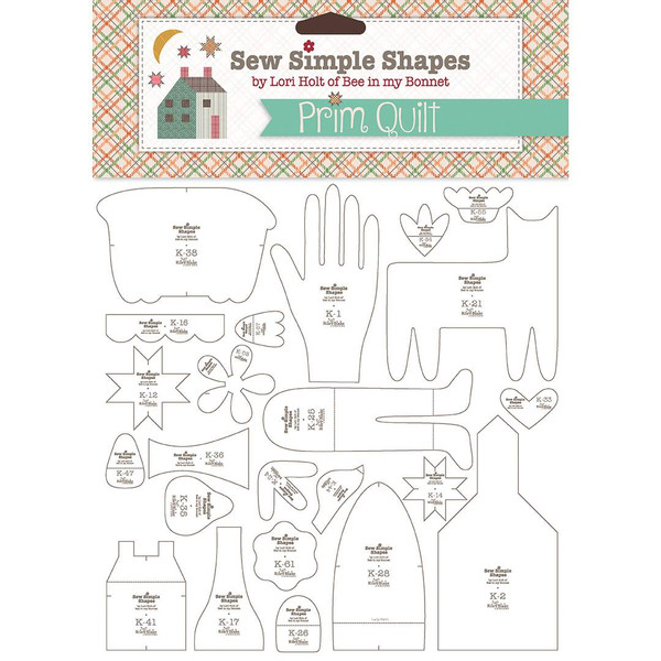 Lori Holt Prim Sew Simple Shapes