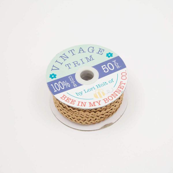 Lori Holt Vintage Trim Small Nutmeg