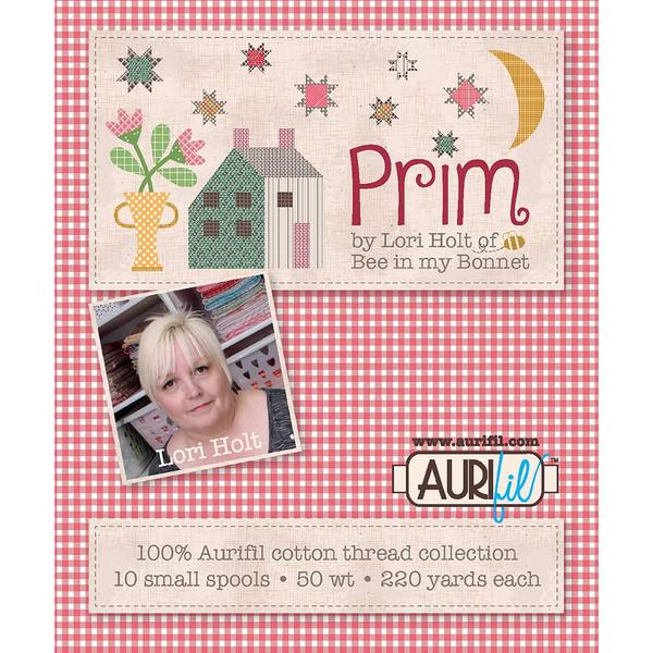 Lori Holt Prim Aurifil Thread Box