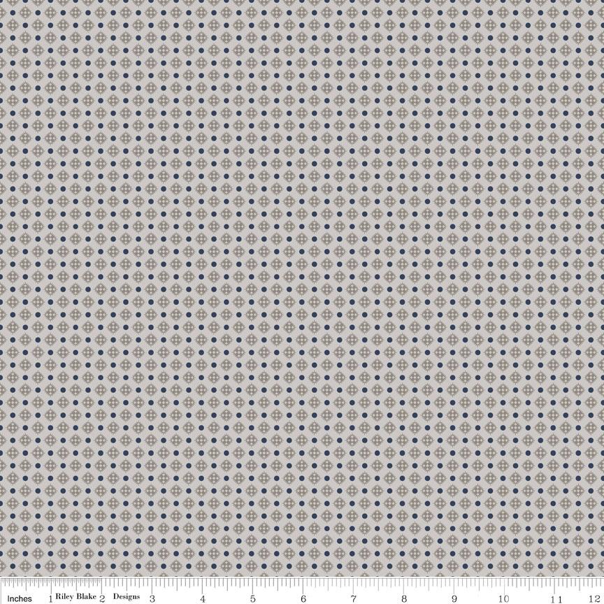 Charming Diamond Taupe C6656