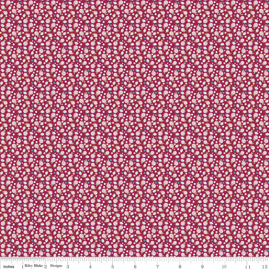 Diary Petite Rose Red C6675