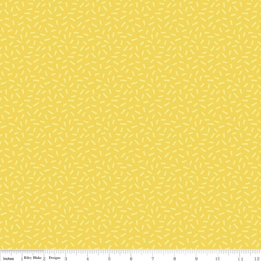 Harmony Hay Yellow c6695