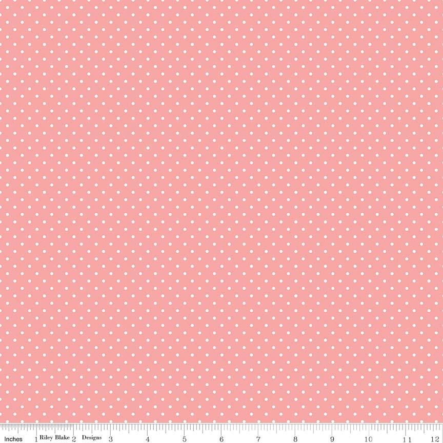 Swiss Dot Coral