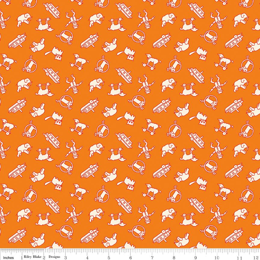 Toy Toss Orange C6765-ORANGE