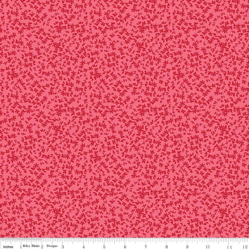 Red Farmhouse Petals