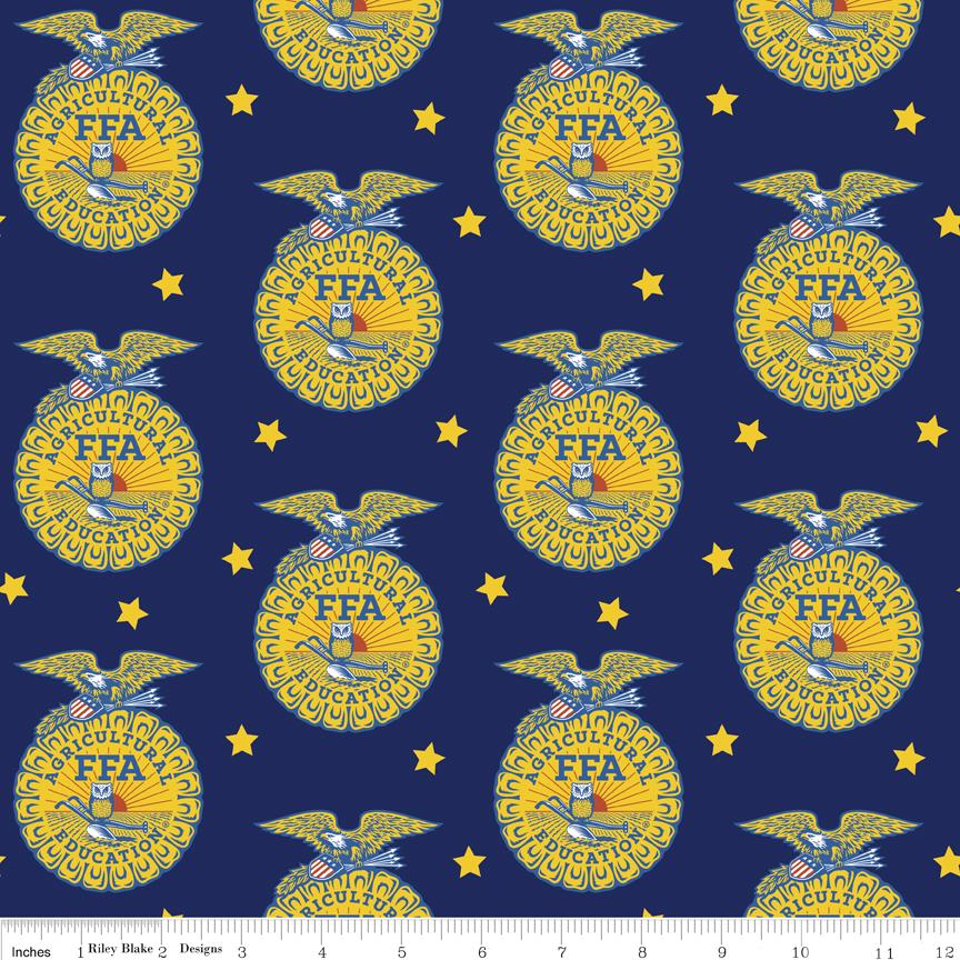 FFA Emblem Blue