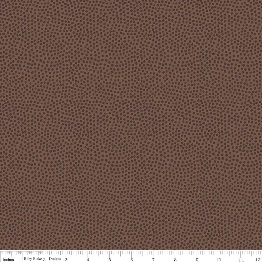 Varsity Ball Texture - Brown