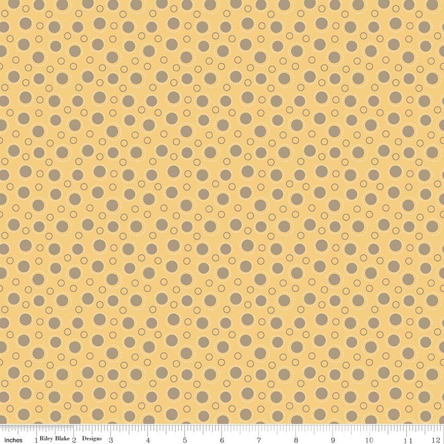 Lemonade Sundae - Spot Yellow