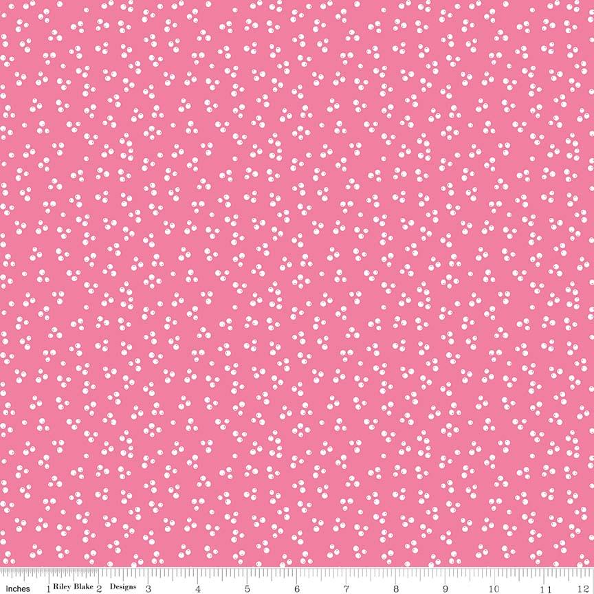 Let's Be Mermaids C7615-Pink