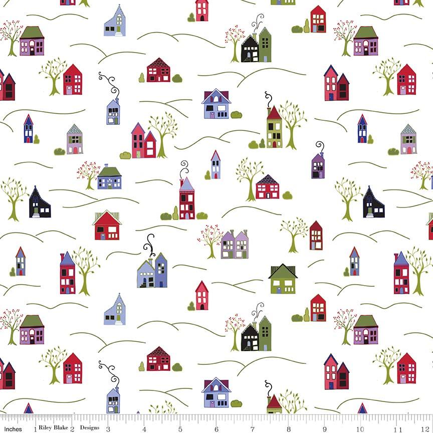 Home Again Houses White