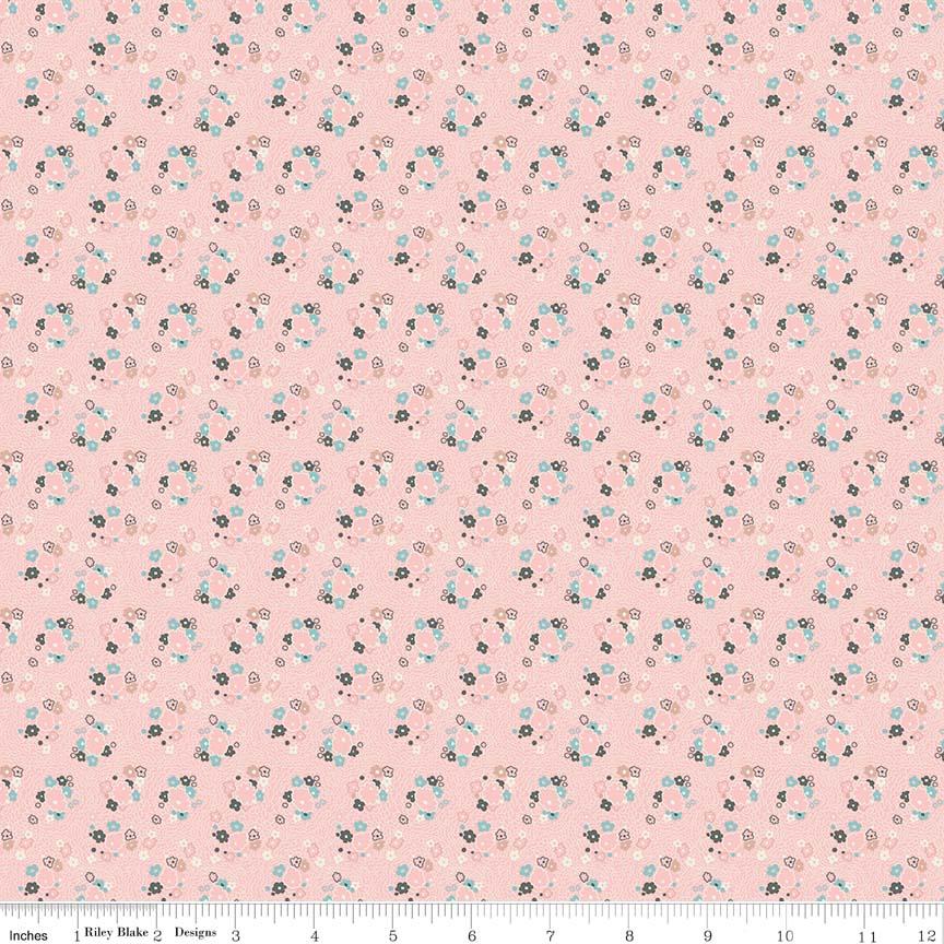 Abbie Daisy Pink C7714