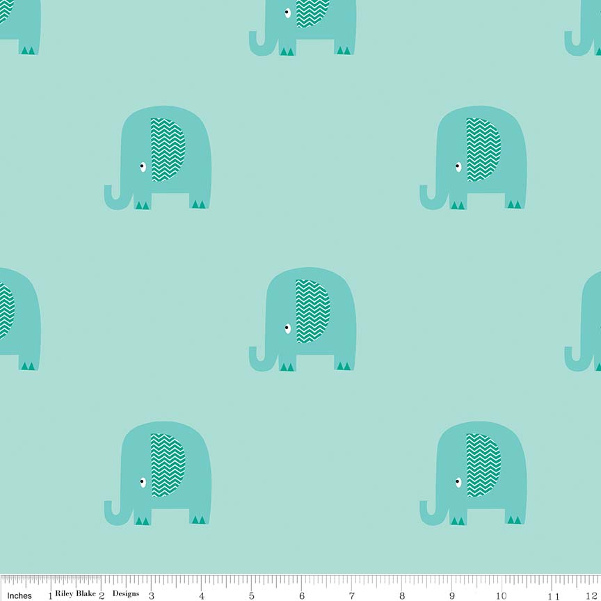 Elephant Aqua