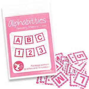 Alphabitties Specialty Marking Tools Pink