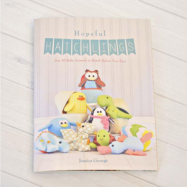 Sweetbriar Sisters - Hopeful Hatchlings Stuffed Animal Pattern