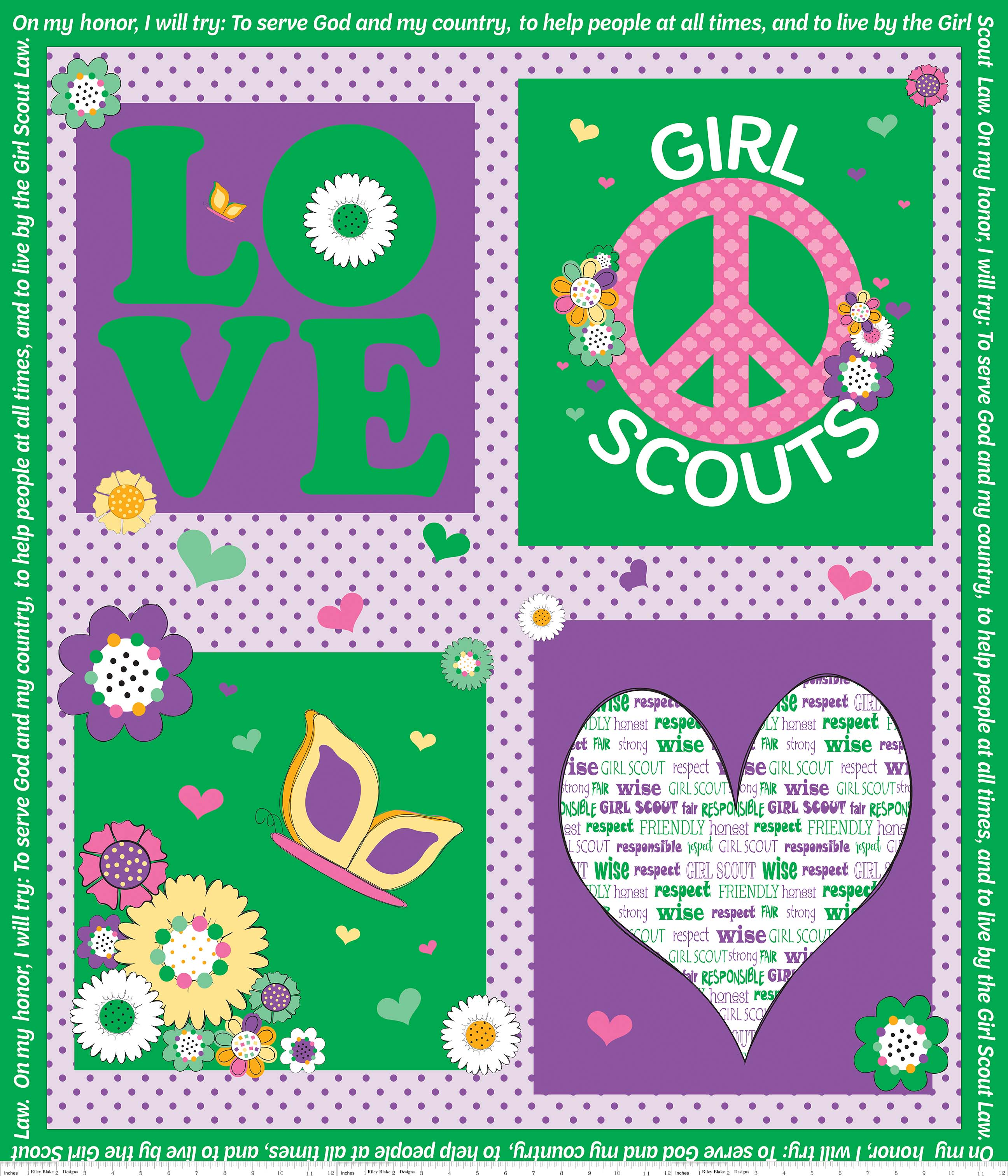 Green Girl Scout? Panel