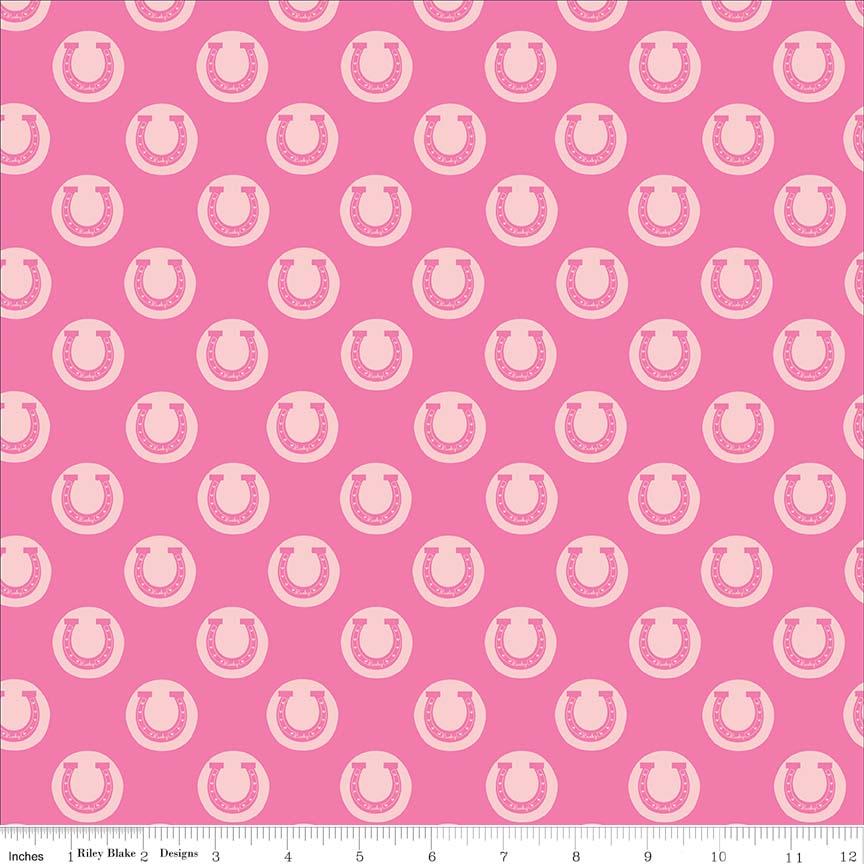 Derby Luck Pink