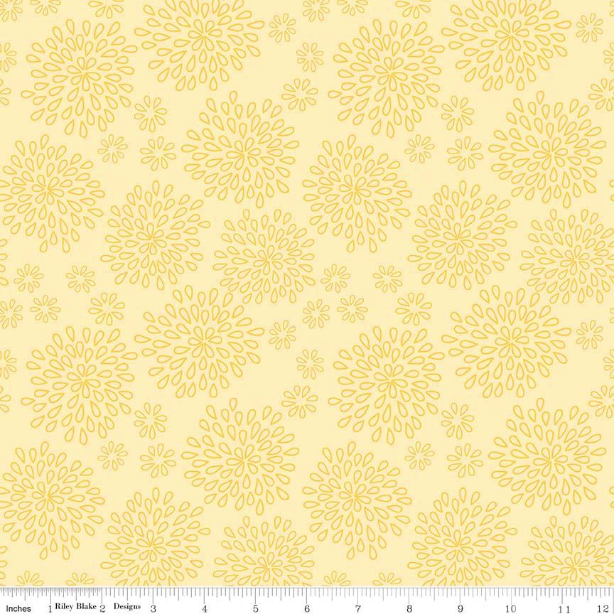 Lulabelle Petal Yellow