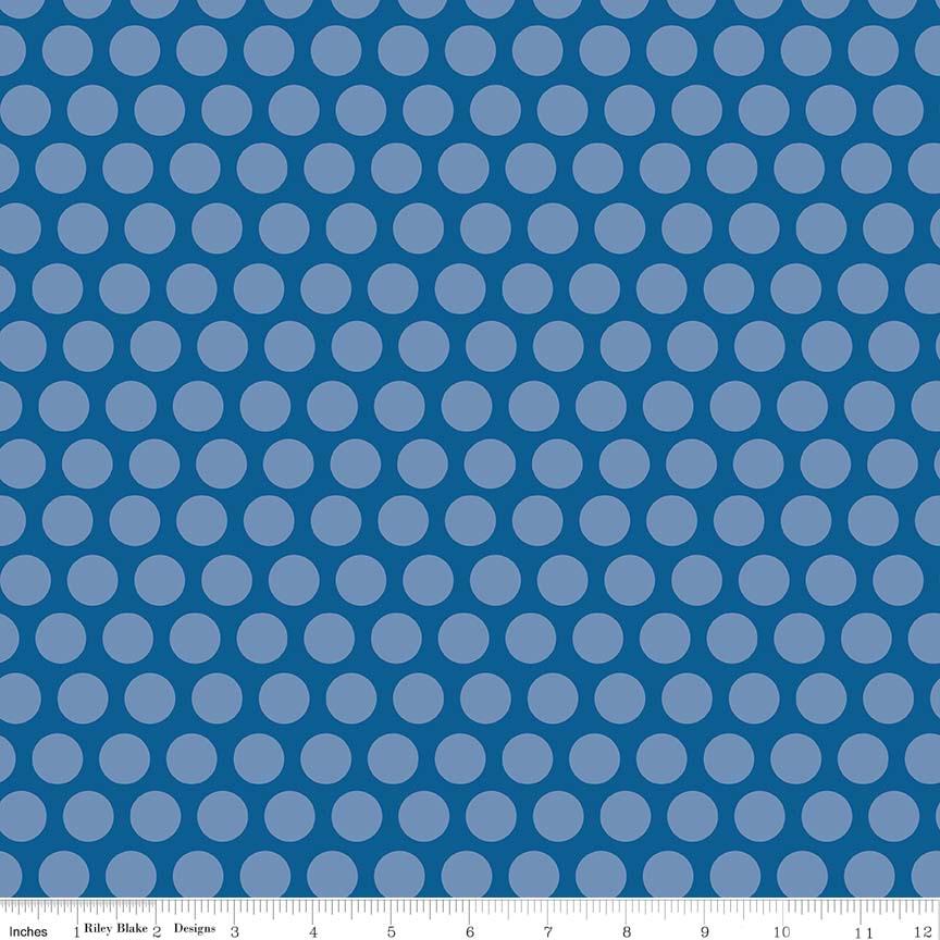 Rover Dot Blue