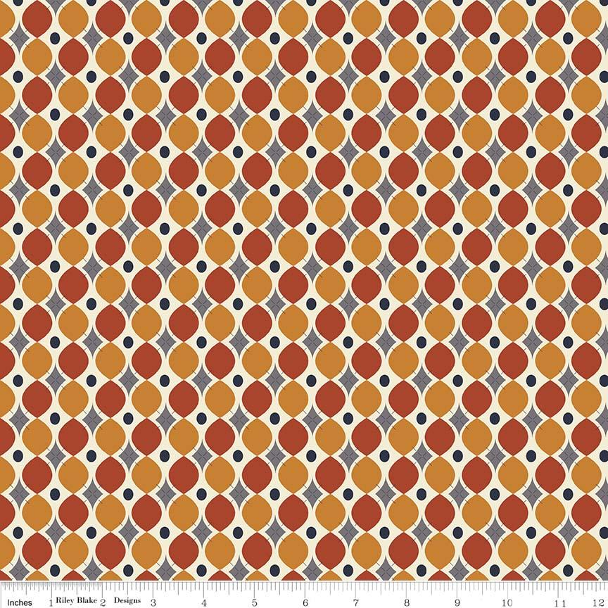 Groovin Wallpaper Orange