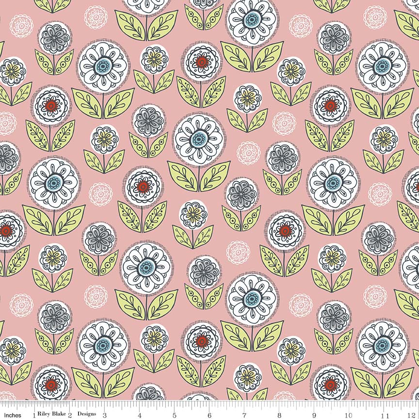 Dutch Treat - Garden Pink - C5283