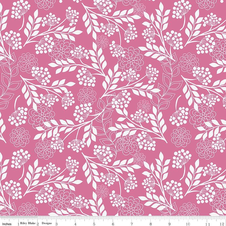 Fantine Floral Pink