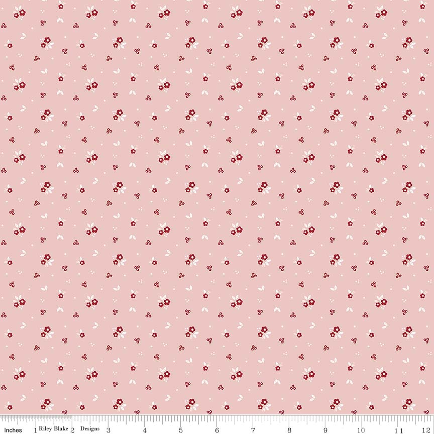 Orchard Floral Pink