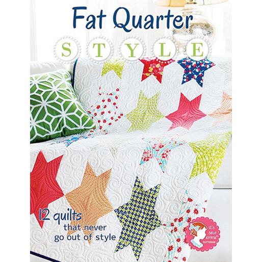 Moda Fat Quarter Style
