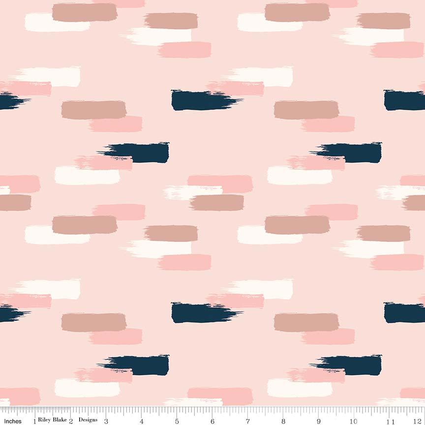 Blush Sparkle Stroke Pink SC8013-PINK