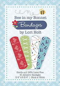 BANDAGES BY LORI HOLT