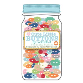Cute Little Buttons #2 by Lori Holt