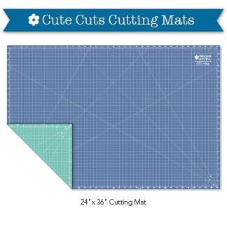 LH Cutting Mat 24x36