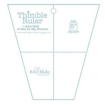 Thimble Ruler 5
