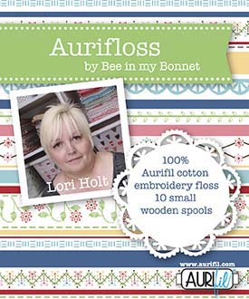 Lori Holt Cotton Aurifloss Embroidery Floss
