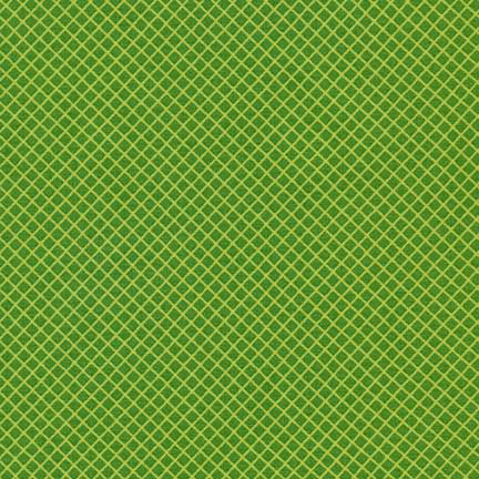 Ann Kelle Remix GREEN 100% COTTON