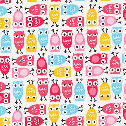 Ann Kelle Urban Zoologie Minis SWEET 100% COTTON