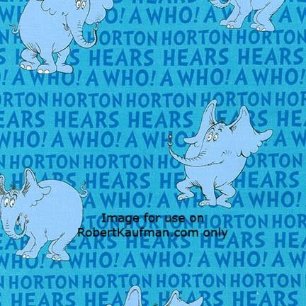 Dr Seuss Horton Hears A Who
