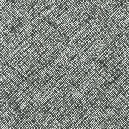 Carolyn Friedlander Architextures BLACK 100% COTTON