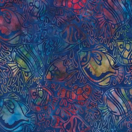 Artisan Batiks: Totally Tropical 3 PACIFIC
