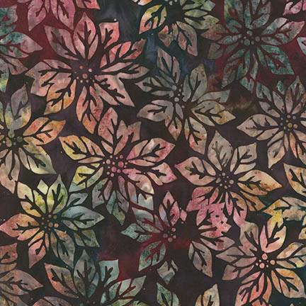 Northwoods 5 MERLOT Floral