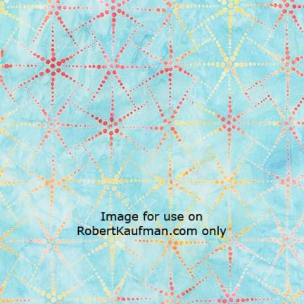 Batiks Dot Dot Dot RAINBOW 15009 263