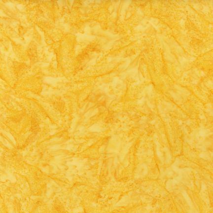 KAUF- Batiks: Prisma Dyes SUNFLOWER