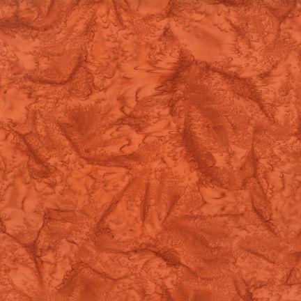 Batiks: Prisma Dyes PUMPKIN