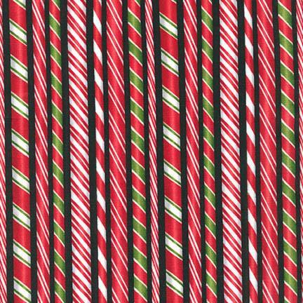 Holly Jolly Christmas 4 Black #15178-2
