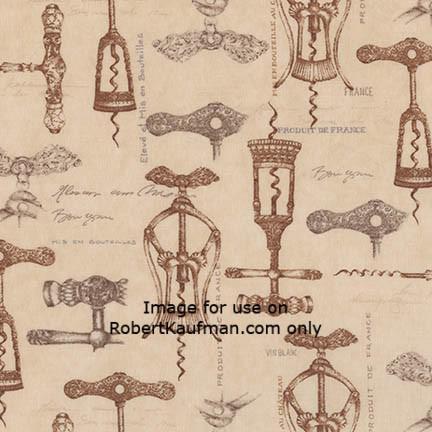 *Daphne Brissonnet Vineyard Collection VINTAGE 100% COTTON