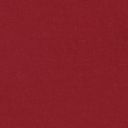 Brussels Washer BRICK 55% LINEN, 45% RAYON
